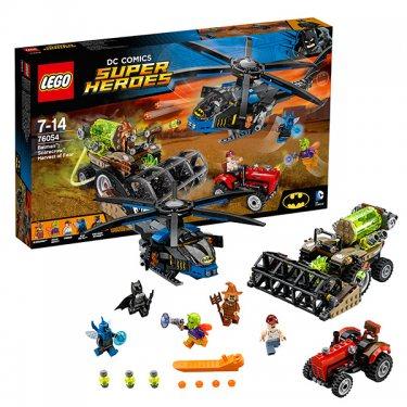 Конструктор Lego Super Heroes Лего Супер Герои Бэтмен: Жатва страха 76054