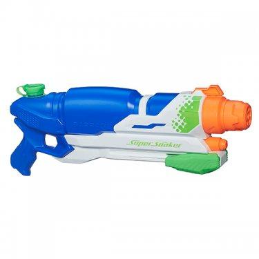 Игрушечное оружие Nerf Нерф Супер Сокер Шквал (бластер)