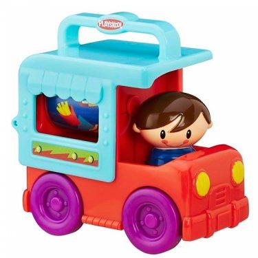 "Машинка Playskool B4533 Возьми с собой Грузовичок ""Сложи и кати"""