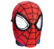 Игрушечное снаряжение Spider-Man Маска Человека-Паука со звуковыми и световыми эффектами