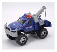 Машинка Soma 78868 Полицейский эвакуатор 18 см
