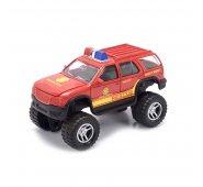 Машинка Soma 79618 Пожарный внедорожник 18 см