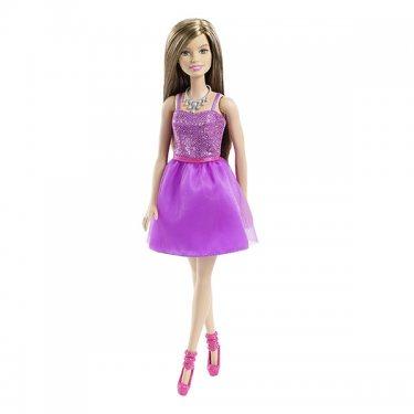 "Кукла Barbie DGX81 Барби Кукла серия ""Сияние моды"""