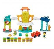 """Набор для творчества Play-Doh Игровой набор """"Главная улица"""""""
