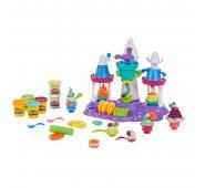 """Пластилин Play-Doh Игровой набор """"Замок мороженого"""""""