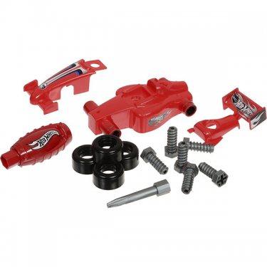 Игровой набор Corpa Игровой набор юного механика Hot Wheels компактный