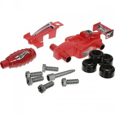 Игровой набор Corpa Игровой набор юного механика Hot Wheels в чемодане