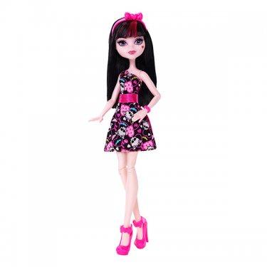 Кукла Monster High Кукла Дракулаура Базовая (перевыпуск)