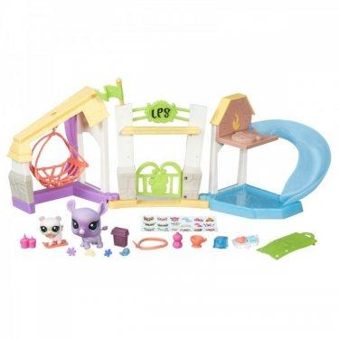 """Игровой набор Littlest Pet Shop Литлс Пет Шоп Игровой набор """"Городские сценки"""", в ассортименте"""