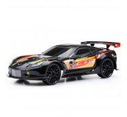 Машинка New Bright 1222-1 Игрушка р/у Corvette C7R (Чёрный)