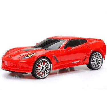 Машинка New Bright 1222-2 Игрушка р/у Corvette Z06 (Красный)