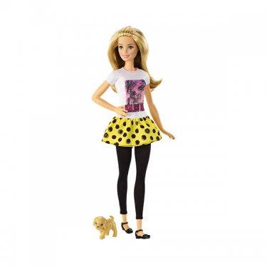 Кукла с питомцем Barbie DMB26 Барби Сестра Barbie с питомцем