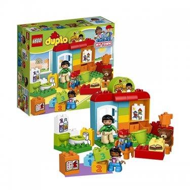 Конструктор Lego Duplo Лего Дупло Детский сад 10833