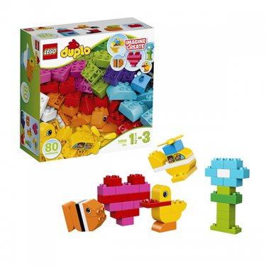 Конструктор Lego Duplo Лего Дупло Мои первые кубики 10848