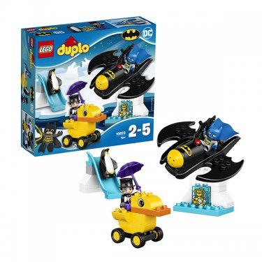 Конструктор Lego Duplo Лего Дупло Приключения на Бэтмолёте 10823
