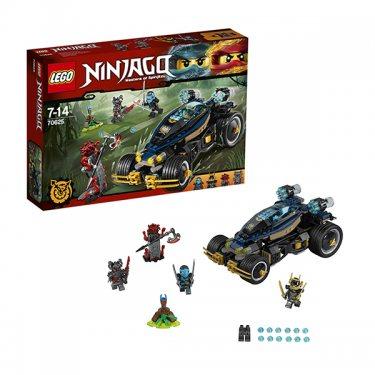 Конструктор Lego Ninjago Лего Ниндзяго Самурай VXL 70625