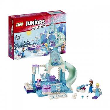 Конструктор Лего Джуниорс Игровая площадка Эльзы и Анны 10736