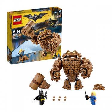 Конструктор Lego Batman Movie 70904 Лего Фильм Бэтмен: Атака Глиноликого