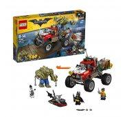 Конструктор Lego Batman Movie 70907 Лего Фильм Бэтмен: Хвостовоз Убийцы Крока