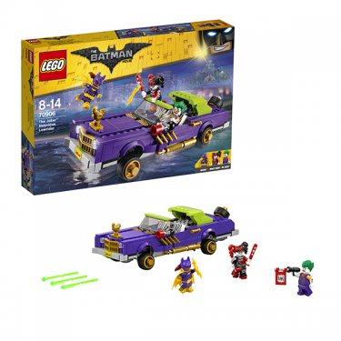 Конструктор Lego Batman Movie 70906 Лего Фильм Бэтмен: Лоурайдер Джокера
