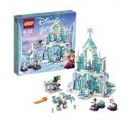 Конструктор Лего Принцессы Дисней Волшебный ледяной замок Эльзы 41148