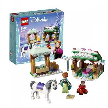 Конструктор Lego Disney Princess Лего Принцессы Дисней Зимние приключения Анны 41147