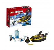 Конструктор Lego Juniors Лего Джуниорс Бэтмен против Мистера Фриза 10737