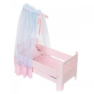 "Аксессуары для куклы Zapf Creation Baby Annabell Бэби Аннабель Кроватка ""Спокойной ночи"""
