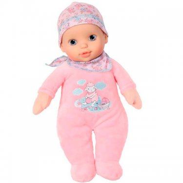 Zapf Creation Baby Annabell Кукла мягкая с твердой головой, 30 см