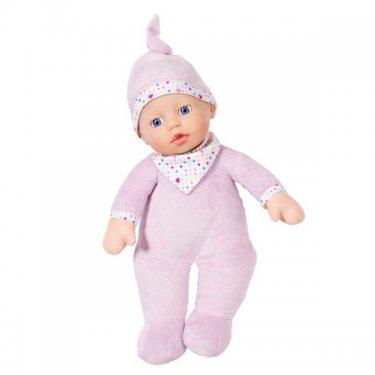 Кукла Zapf Creation my little Baby born Бэби Борн Кукла мягкая с твердой головой, 30 см