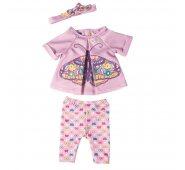 Одежда для куклы Zapf Creation Baby born Бэби Борн Удобная одежда для дома