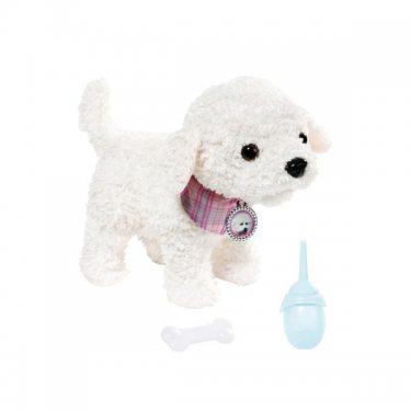 Интерактивная игрушка Zapf Creation Baby born Бэби Борн Собака Пудель