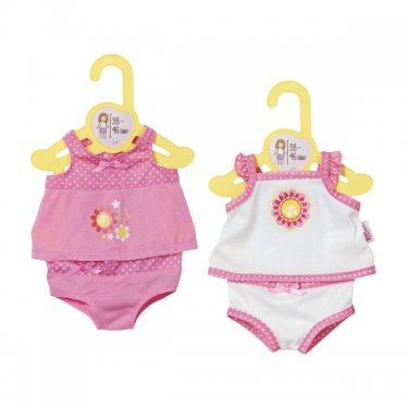 Одежда для куклы Zapf Creation Baby born Бэби Борн Нижнее белье, в ассортименте