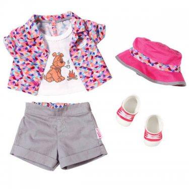 Одежда для куклы Zapf Creation Baby born Бэби Борн Одежда для отдыха на природе