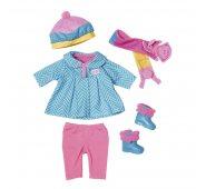 Одежда для куклы Zapf Creation Baby born Комплект одежды для прохладной погоды (5 предметов)