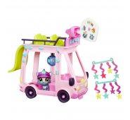 Игровой набор Littlest Pet Shop Литлс Пет Шоп Набор Автобус