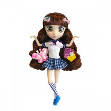 Кукла Shibajuku Girls HUN2161 Кукла Намика, 33 см