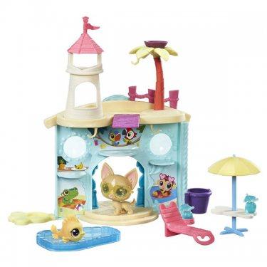Игровой набор Littlest Pet Shop Литлс Пет Шоп Игровой набор Дисплей для петов