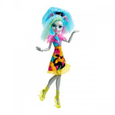 Кукла Monster High Сильви Тимбервулья Электрическое перевоплощение (Под напряжением)