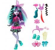 Кукла Monster High Твайла Электрическое перевоплощение (Под напряжением)