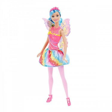 Кукла Barbie Барби Кукла-принцесса Rainbow Fashion