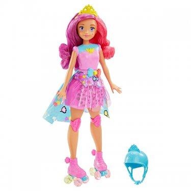 """Кукла Barbie Барби Кукла """"Повтори цвета"""" из серии """"Barbie и виртуальный мир"""""""