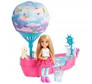 Кукла Barbie Барби Волшебная кроватка Челси DWP59