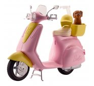 Кукла Barbie Барби Мопед DVX56