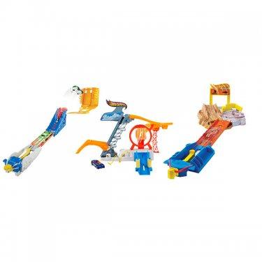 Игровой набор Hot Wheels CKJ08 Хот Вилс Карманные трассы
