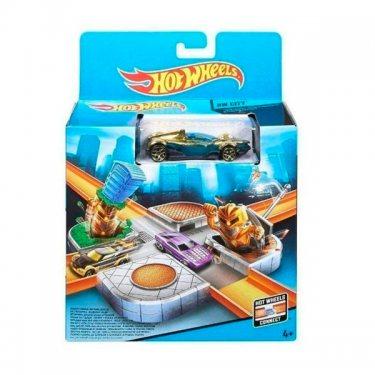 Игровой набор Hot Wheels Хот Вилс Стартовый набор трасс