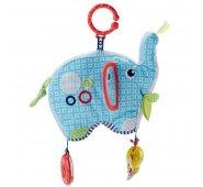 "Развивающие игрушки Fisher-Price Фишер Прайс Плюшевая игрушка ""Слоненок"""