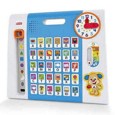 Игрушка для малышей Fisher-Price Фишер Прайс Обучающая панель Ученого Щенка DWR69