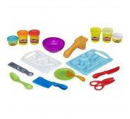 """Пластилин Play-Doh B9012 Игровой набор """"Приготовь и нарежь на дольки"""""""