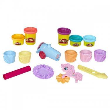 """Пластилин Play-Doh B9324 Игровой набор пластилина """"Вечеринка Пинки Пай"""""""